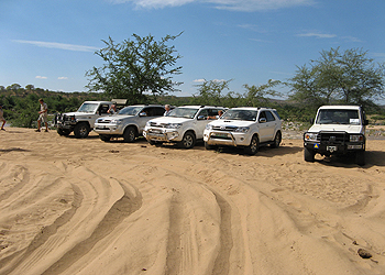4x4 Trails, South Africa Safari Tours